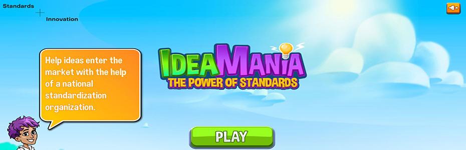 Standarde + Inovare, joc interactiv