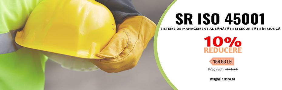 Ofertă SR ISO 45001