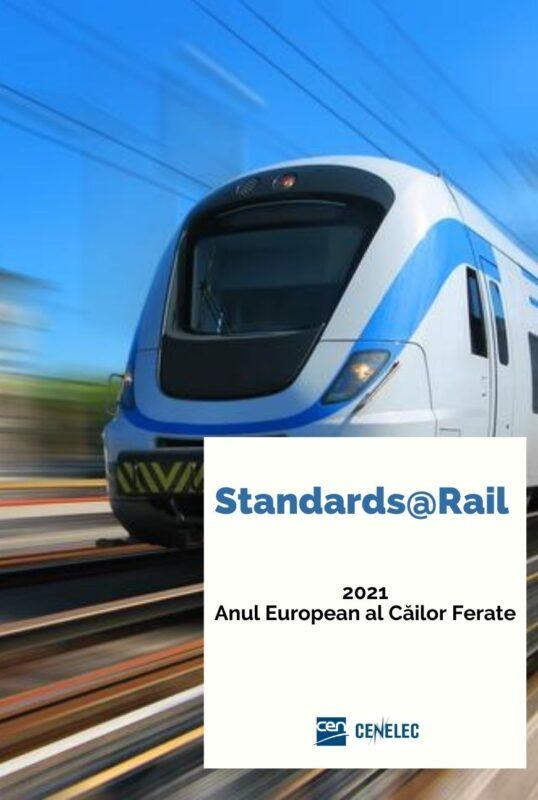 Anul European al Căilor ferate